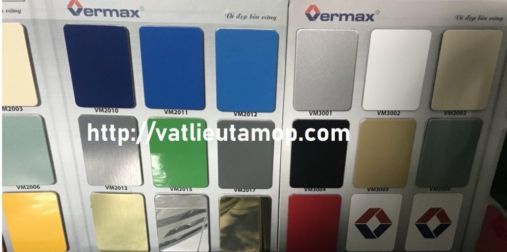 bảng mã alu vermax đà nẵng