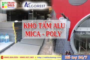 KHO MICA POLY ALU GIA RE