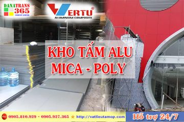 KHO MICA POLY ALU