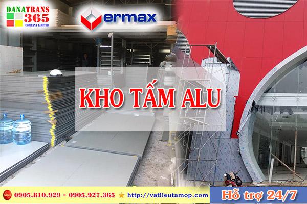 Tổng kho tấm Alu, Mica, Poly Thừa Thiên Huế giá rẻ