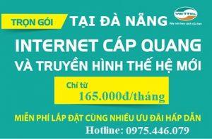 lắp mạng internet Viettel Đà Nẵng